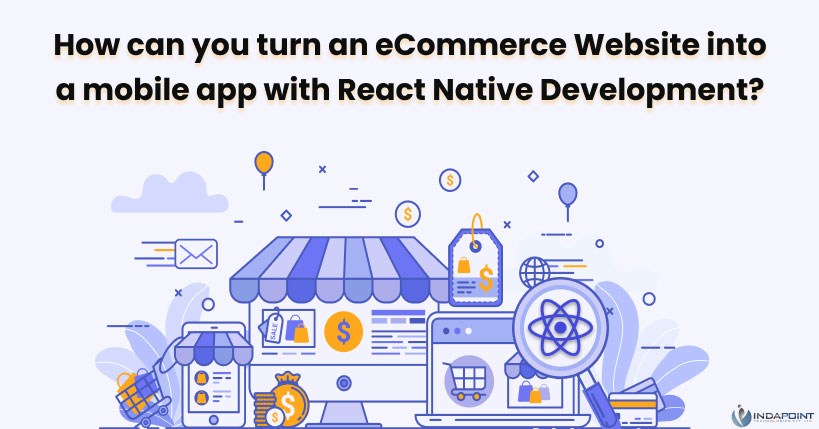 build mobile app with react native
