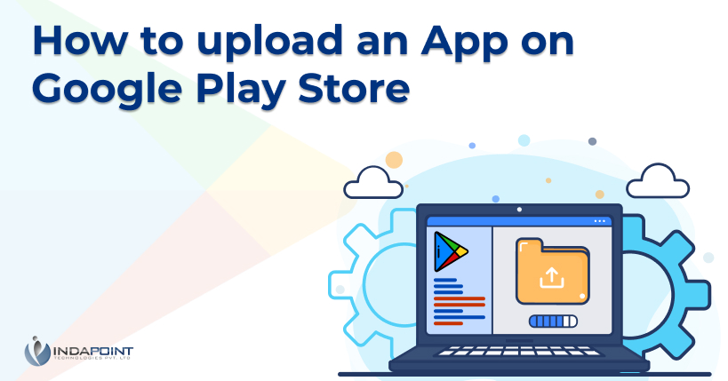 upload an app on google play store
